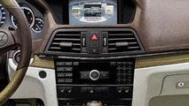 Mercedes-Benz myCOMAND infotainment system