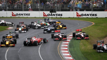 World's press hails end of F1 boredom