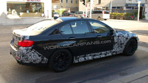 BMW M5 F10 spy photo 27.08.2010