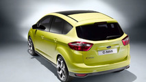 2010 Ford C-Max Revealed