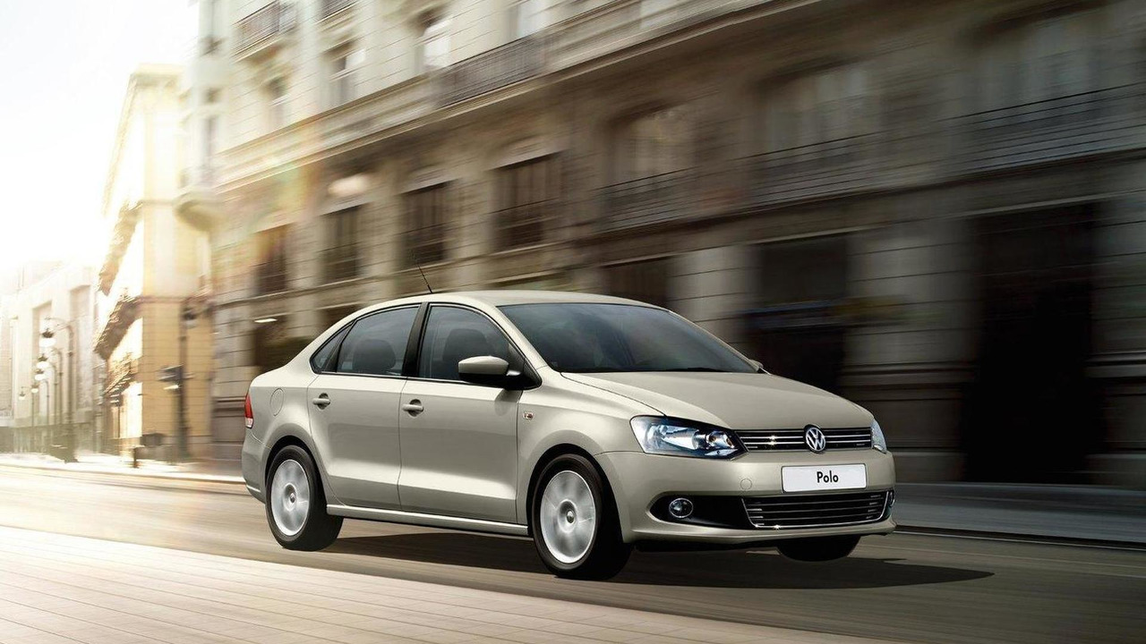 2011 Volkswagen Polo Sedan, 1600, 02.06.2010