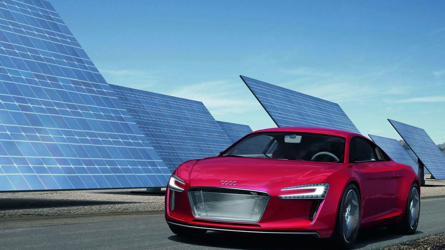 Audi R8 e-Tron Officially Unveiled with 4,500Nm of Torque [video]