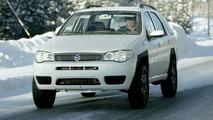 SPY PHOTOS: Alfa Romeo SUV