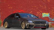 Mercedes-Benz CLS 350 CDI extensive tuning program released by Fostla