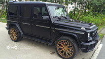 DMC previews 700 PS G-Class EXTREM