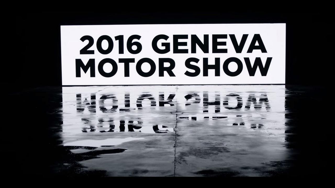 Lamborghini Centenario teaser