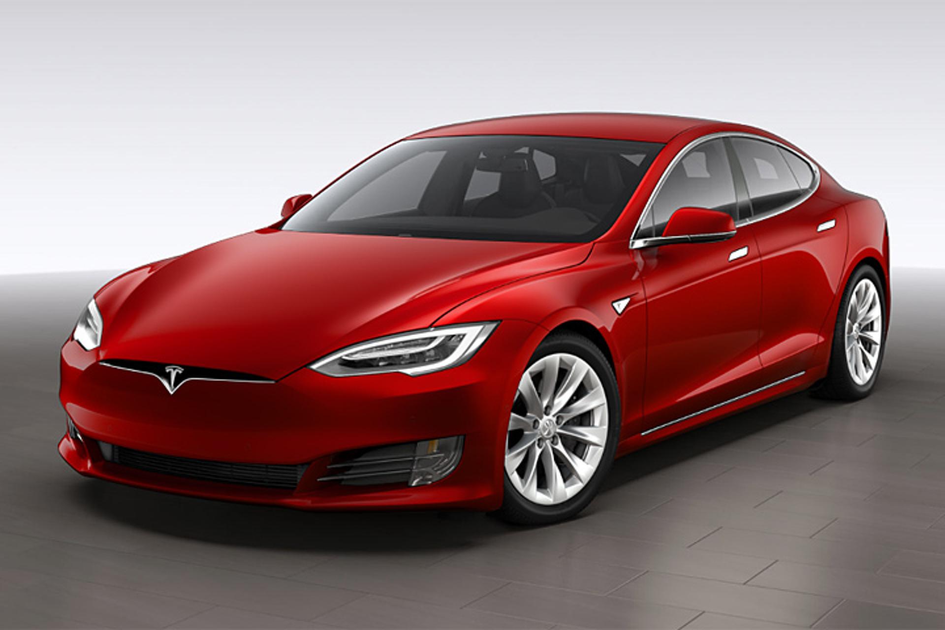 Tesla Model S Gets a Facelift, Model X Adds More Range
