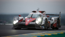 #6 Toyota Racing Toyota TS050 Hybrid at 2016 24 Hours of Le Mans