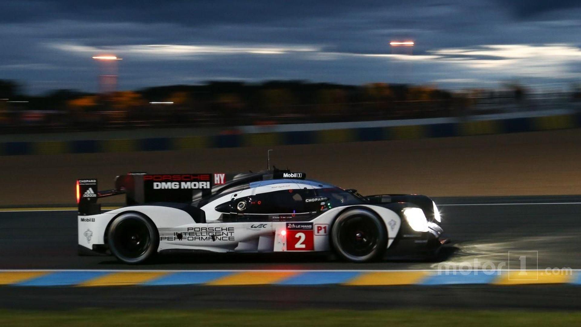 Le Mans 24 Hours: Jani takes provisional pole for Porsche