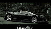 Black Gumpert Apollo Ready for Geneva