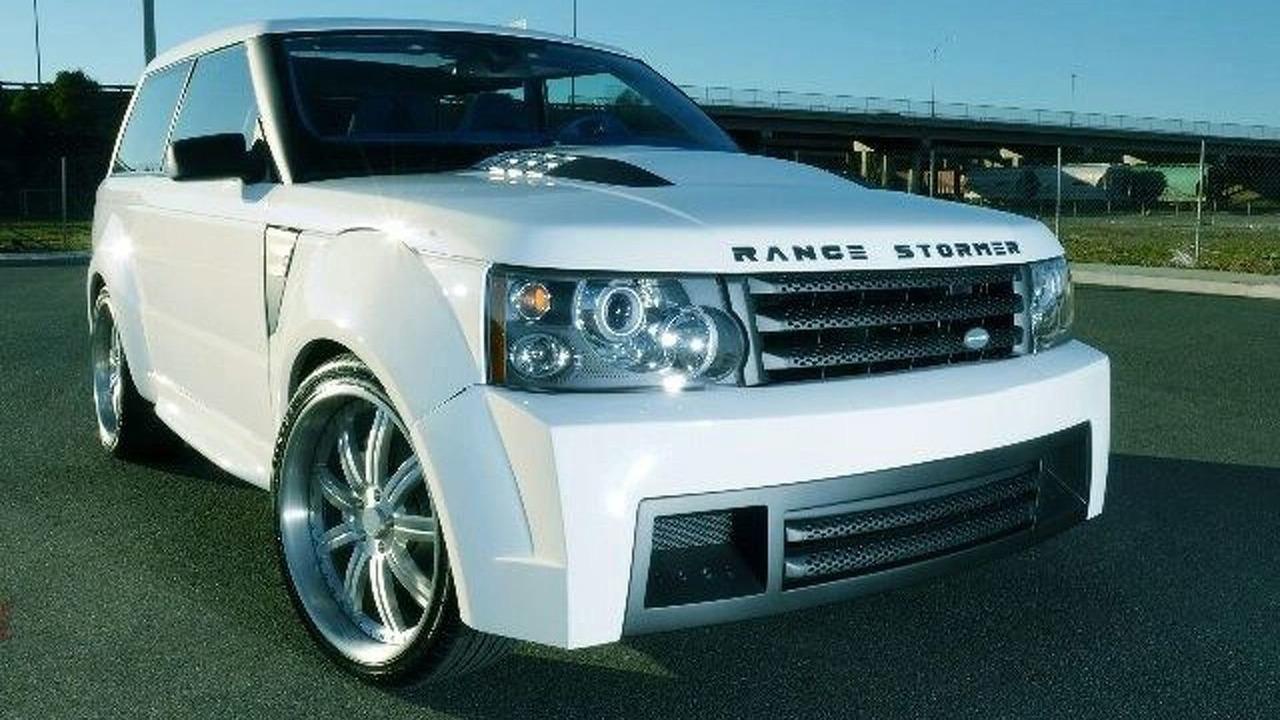 Land Rover Range Rover Storm Replica