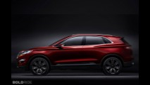 Lincoln MKC Black Label Concept