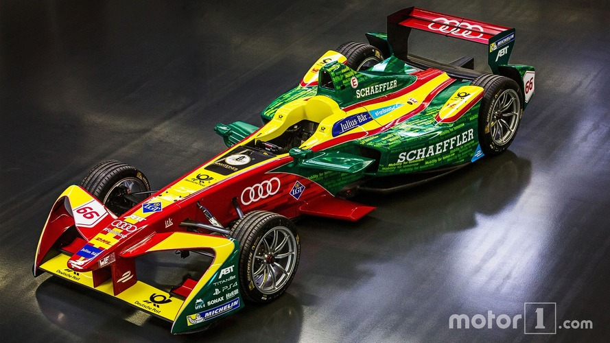 Audi targets factory Formula E program in 2017