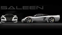 Saleen previews S7 Le Mans limited edition