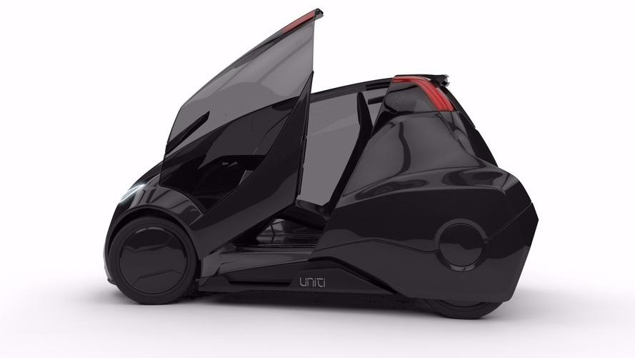 Uniti startup crowdfunds $730k for three-wheeler EV