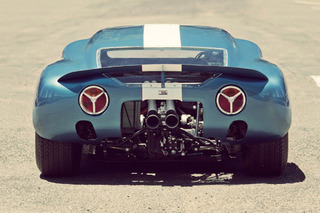 The Father of the GT40: 1963 Lola Mk.6 GT