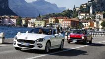 La Fiat 124 Spider fête ses 50 ans aujourd'hui !
