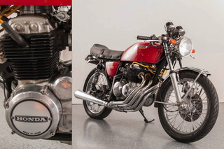 Green Day is Selling Off Its Automotive Assets; Two Honda CBs and a Karmann Ghia