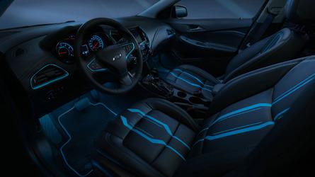 Chevrolet Cruze TRON concept