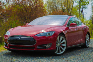 Tesla Model S: Win Your Electric Dream Car