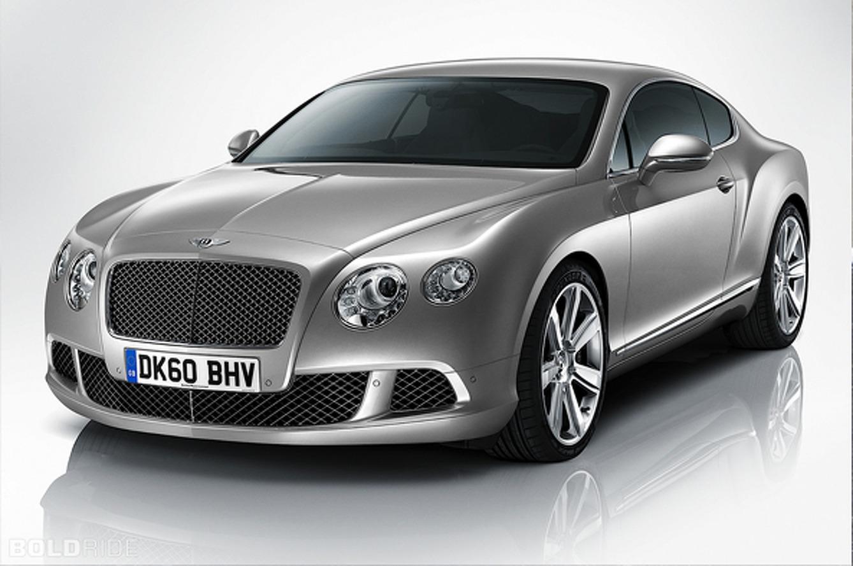 Review: 2012 Bentley Continental GT