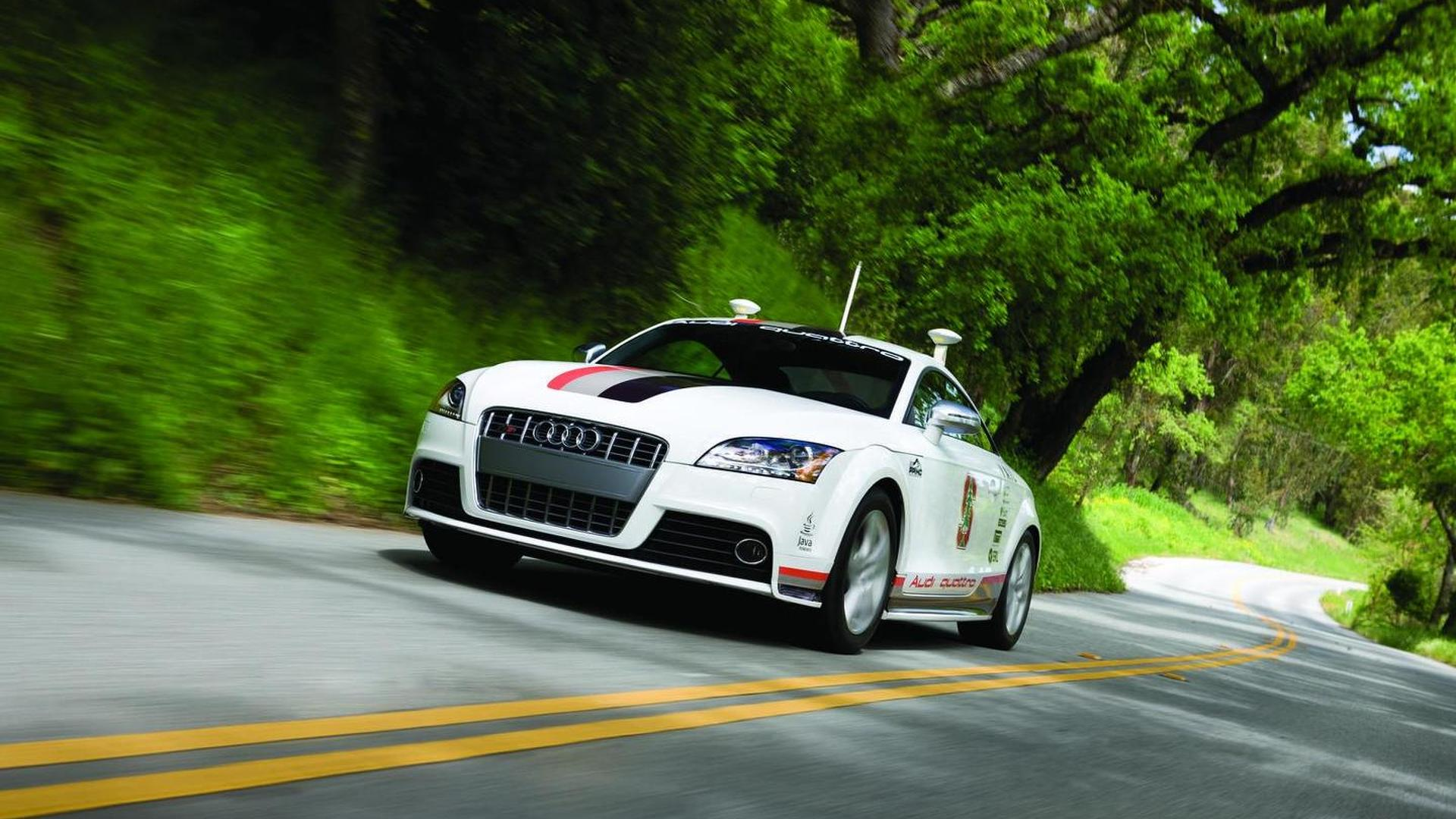 Audi going to SEMA show for the first time