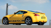 Nissan 370Z Yellow GT4 limited edition announced at Goodwood