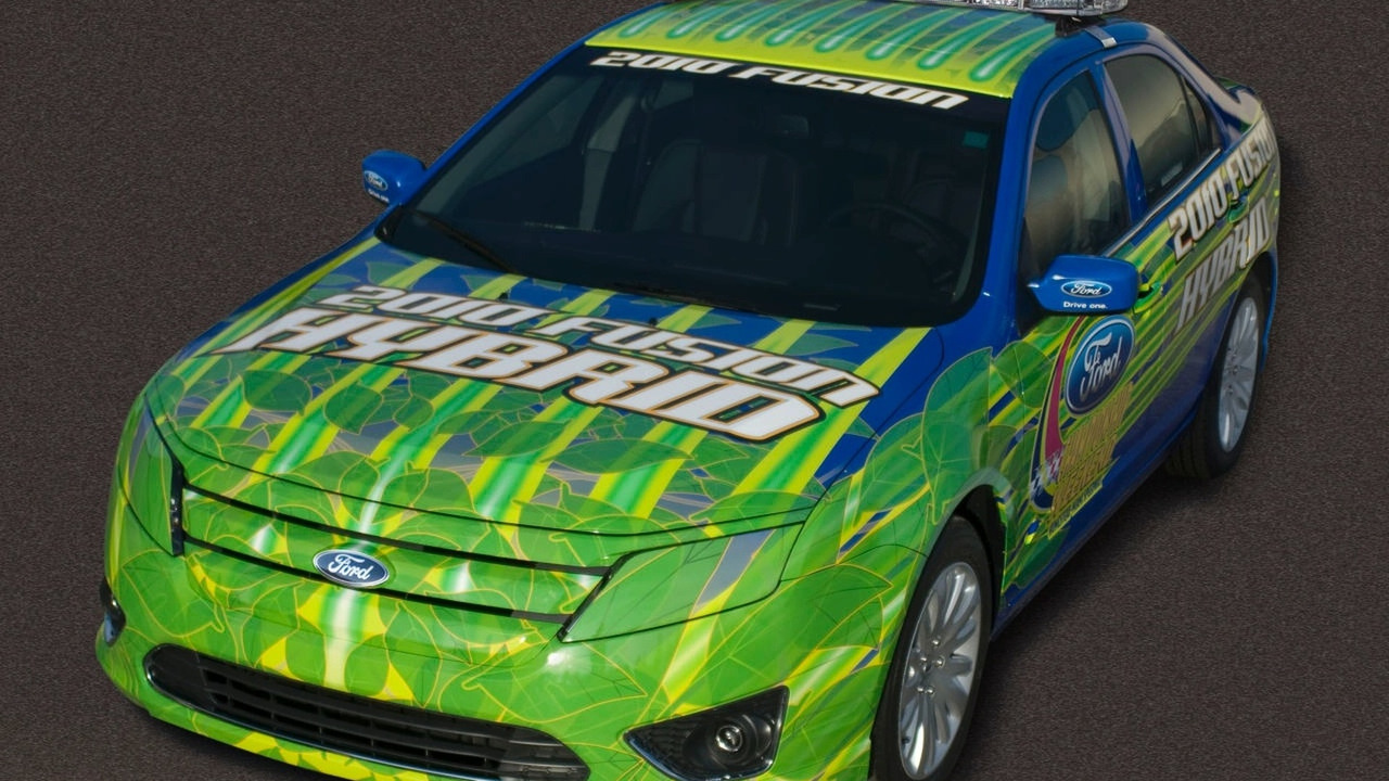 2010 Ford Fusion Sport NASCAR Pace Car