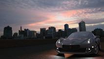 SV 9 Competizione based on C6 Corvette