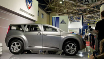 Marussia F2 SUV revealed in Moscow