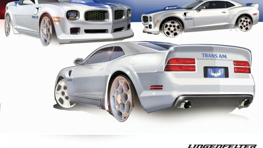 Lingenfelter 2010 Camaro LTA Concept Previewed for SEMA Debut