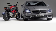 AMG and Ducati form partnership
