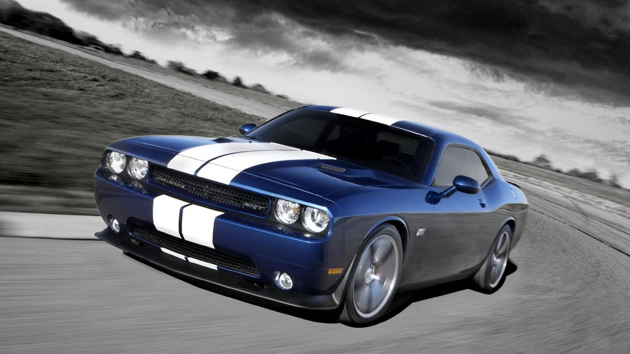 2011 Dodge Challenger SRT8 392 Inaugural Edition