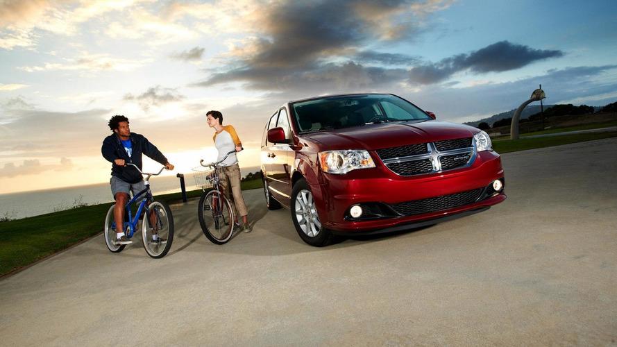 2011 Dodge Grand Caravan gets a nip / tuck