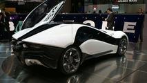 Bertone Pandion Concept Wings Into Geneva