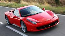 Ferrari 458 Scuderia to weigh 100 kg less than the Italia - report