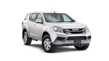 2014 Isuzu MU-X revealed [video]