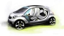 Smart FourJoy concept unveiled in Frankfurt