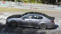2014 Lexus GS F spy photo 06.09.2013