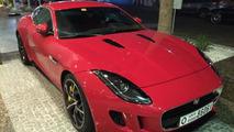 Jaguar F-Type R Coupe in Dubai