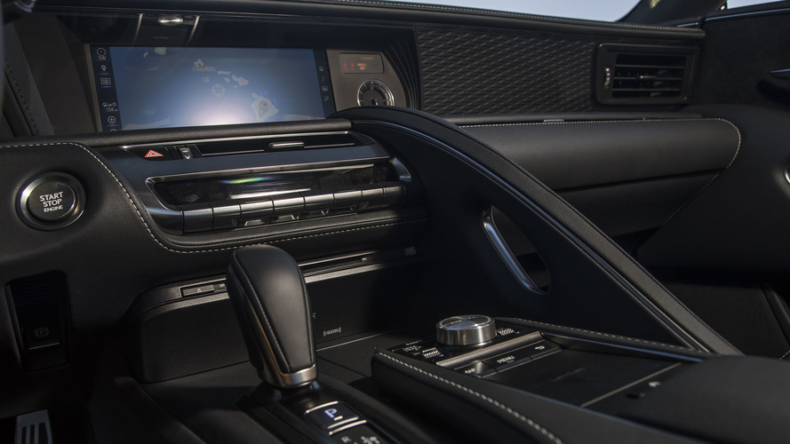 2018 Lexus LC 500h: Review