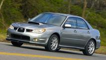 2007 Subaru Impreza WRX STI Limited (USA)