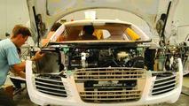 Audi R8 Production Preparations Underway