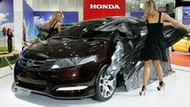 Honda City Concept at AIMS 2008