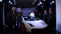 Lamborghini Gallardo LP550-2 GZ8 launched in China