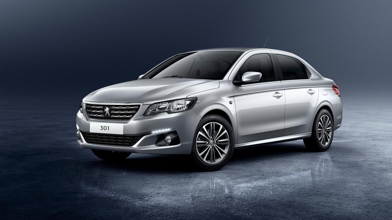 Peugeot 301 facelift
