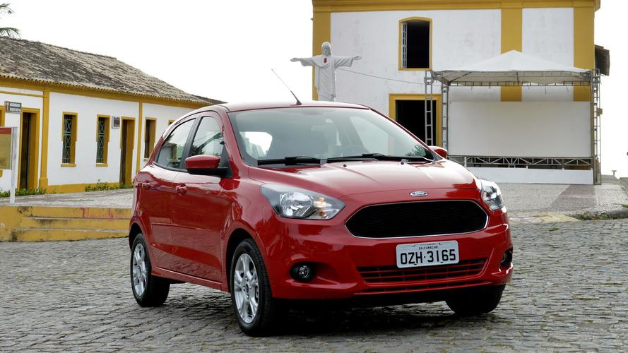 Ford Ka atinge recorde de participação em vendas em novembro