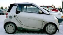SPY PHOTOS: Smart Cabrio BRABUS