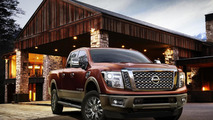 Nissan bringing three modified Titan XDs to SEMA