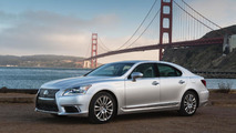 Lexus LS fuel cell vehicle reportedly in the works